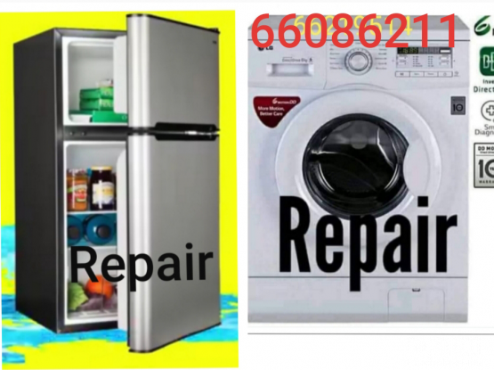 Fridge Washing machine repair in Qatar 66086211