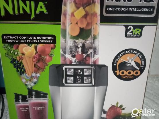 Nutri Ninja Blender Excellent mint Condition