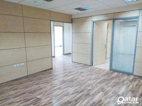 114 128 Sqm   Partitioned Office Available in C Ring Road