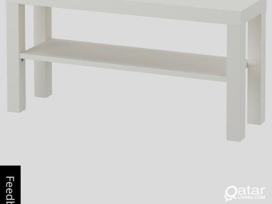 Ikea Lack TV Table - Brand new not used