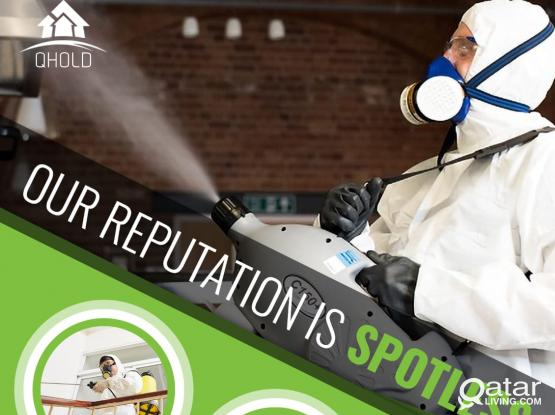 Cleaning/Disinfection Services in Qatar - 55957958