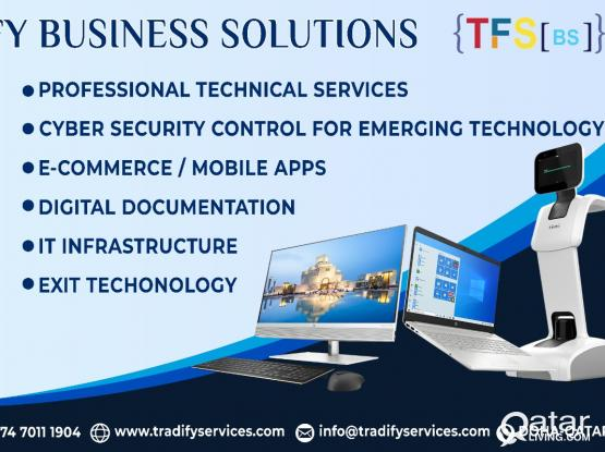 One Stop Solution for all your IT Needs