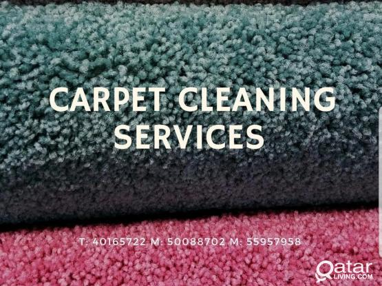 Carpets & Sofa cleaning at your Service. 66444992