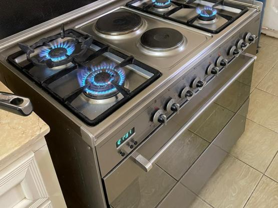 Cookshow Gas Stove With Oven