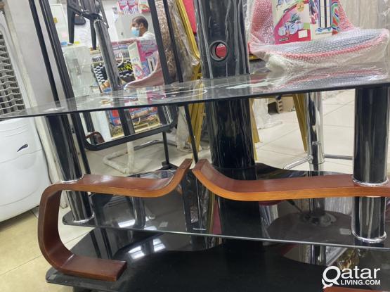 LCD TV Stand Cum storage space