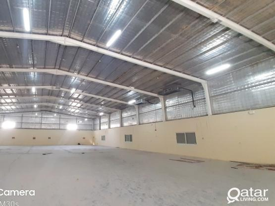 1000 SQM FOOD STORE WITH AC AND 5 ROOMS