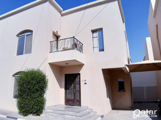 No Commission! 4 Bedroom compound villa in Rayyan