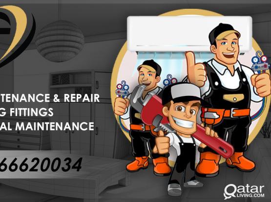 A/C MAINTENANCE & REPAIR SERVICE