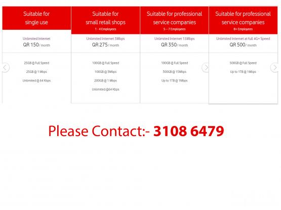 Get 20% Discount on Vodafone Postpaid Plans