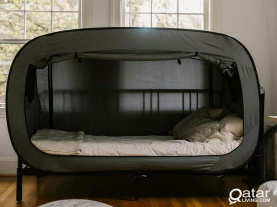 Privacy Bed tent - new - free delivery in doha