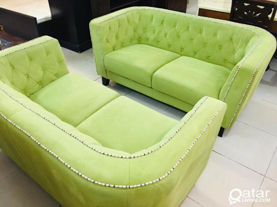 For sell home centre 4 seater sofa 2+2