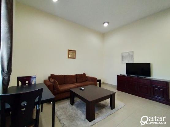 Furnished 1 Bedroom Apartment In Umm Lehkba