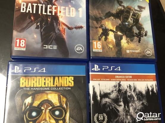 PS4 games for sale - Rare games