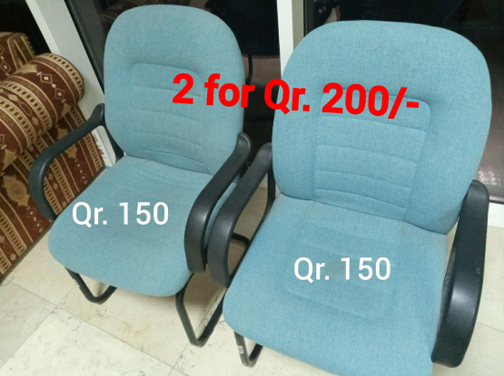 2 pcs chair