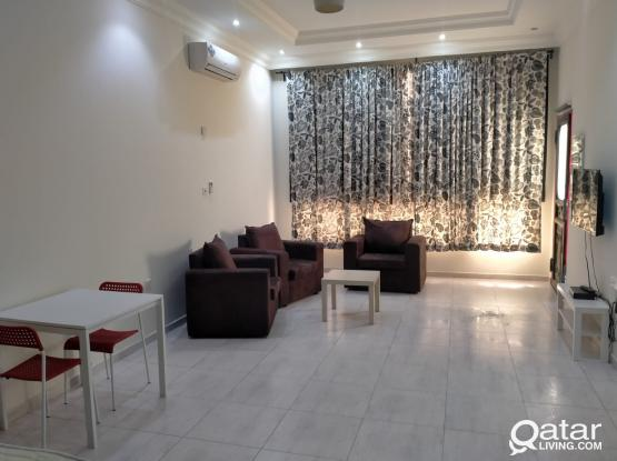 Free Water and Electricity!!! Fully Furnished Large Studio in Duhail Behind Landmark Mall
