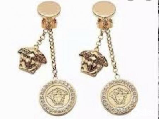 Versace Original Ear Rings (Used)