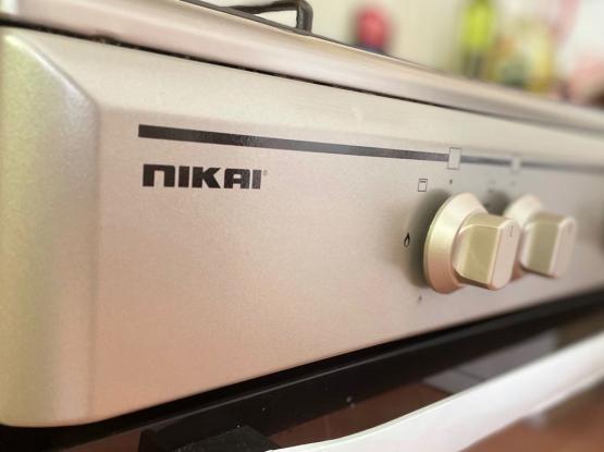 Cooking Range NIKAI (Gas & Electric Oven)