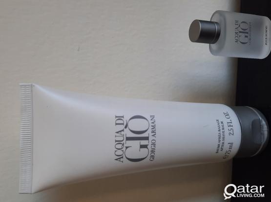 Perfume Acqua di Gió Giorgio Armani