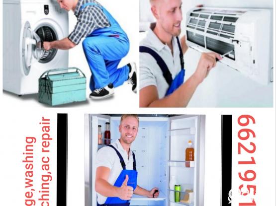 Ac,fridge, washing maching repair 66219514