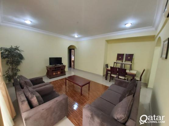 Hot Offer - 1 Month Free - Fully Furnished Spacious 2 BHK Apartment For Rent @Al Nasr