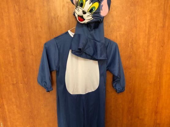 Kids Costume Of Tom (from Tom And Jerry)