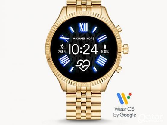MK REFURBISHED Michael Kors Gen 5 Lexington Smartwatch