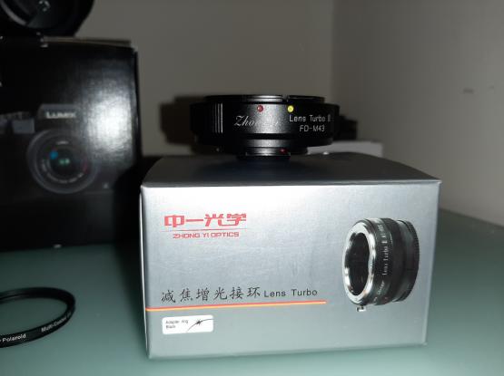 Panasonic G7 4k camera