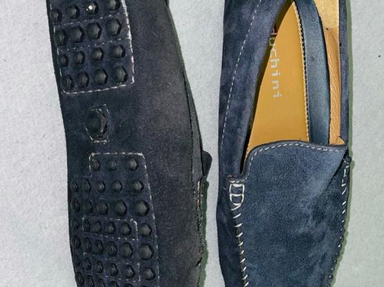 Shoes Original Leather Loafer Duchini
