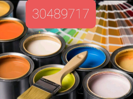 Painter Services at Qatar