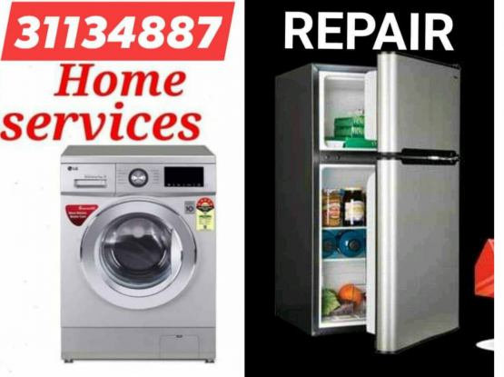 Washing machine, fridge,AC repair in doha 31134887
