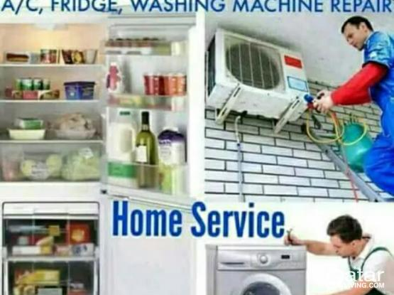 AC, FRIDGE, WASHING MACHINE REPAIR