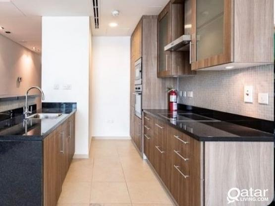 Studio apartment with balcony in VB The Pearl Qatar