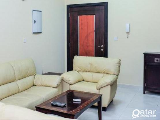 No Commission 1 BHK Furnished Apartment with Pool Gym & internet