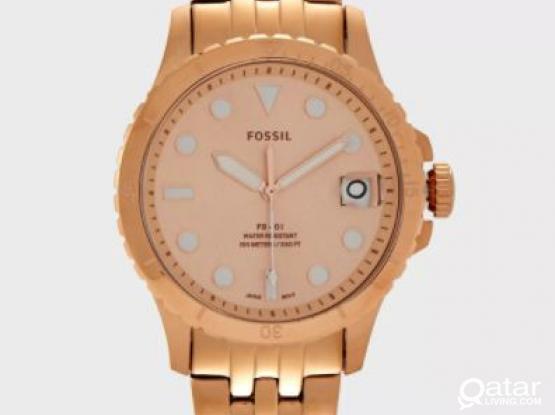 Fossil Fb-01 Analog Watch