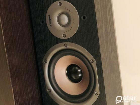 Polk Audio center speaker  CS 10