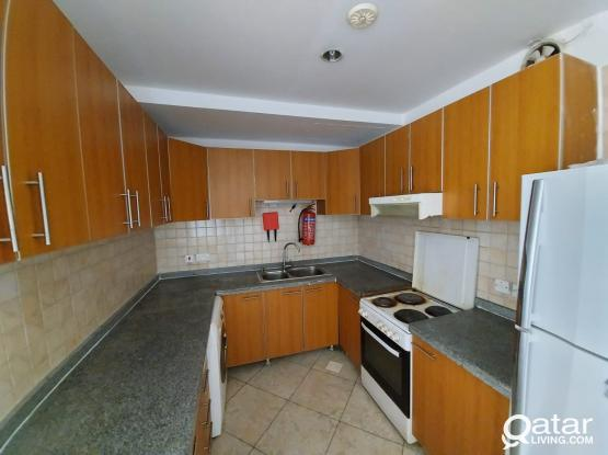 Move Now Pay on 1st June Semi-Furnished 2BHK Flat Bin Mahmoud