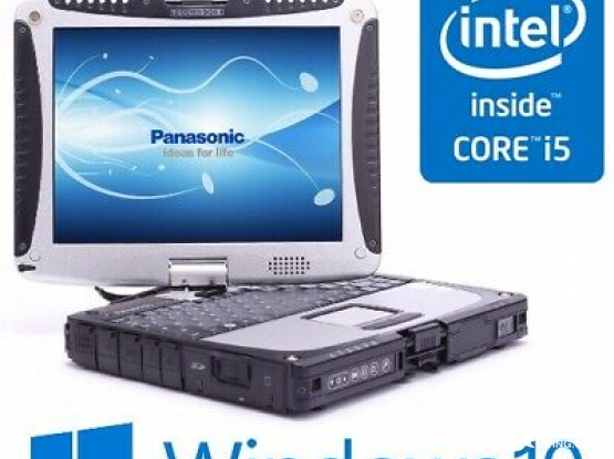 CF19 Panasonuc TouchBook i5 4GB 500GB