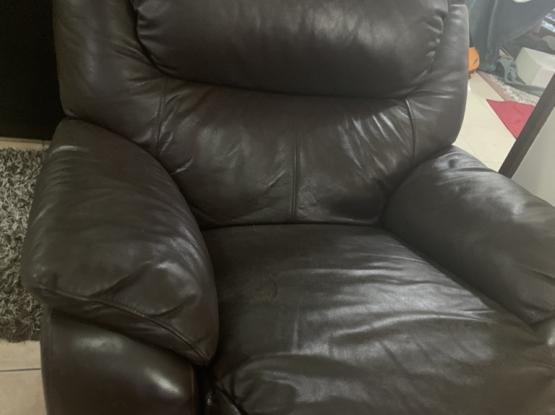 Recliner Chair 2 Pieces Available