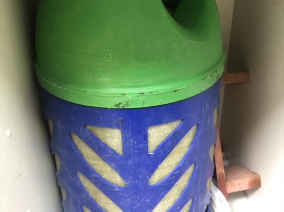 Gas Cylinder And Regulator For Sale