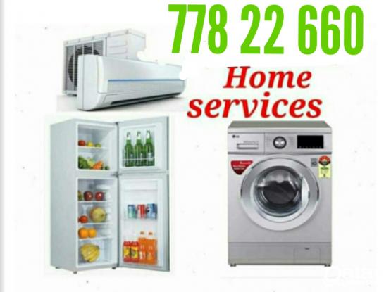 Fridge AC Washing Machine Repair 77822660