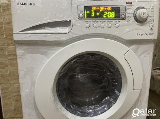 New Samsumg washing /Drying machine