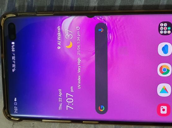 *Urgent sale* Samsung S10 Plus 8gb 128gb