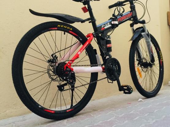 Almunium Bike Forever Brand New Folding 26 Inch