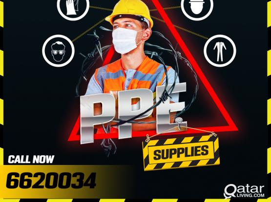Personal Protective Equipment (PPE) Supplies