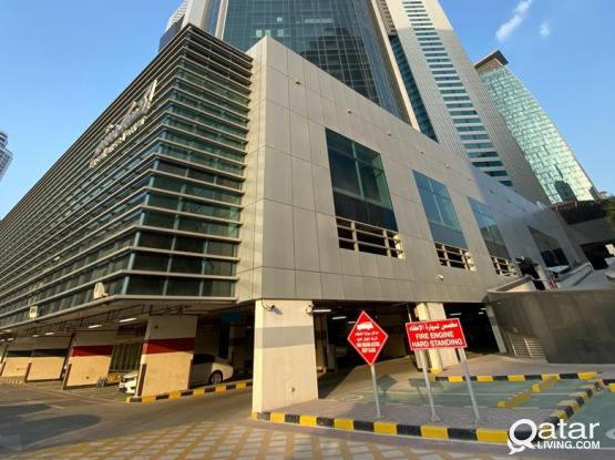 235 Sqm to 1000 Sqm Brand New Office in West Bay