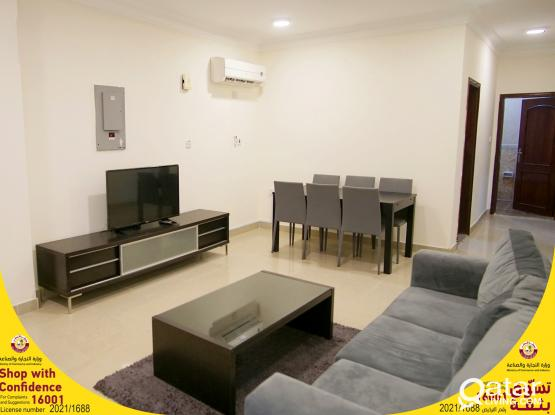Fully-Furnished 3BHK (opp Woqod Petrol Station) - NO Commission!
