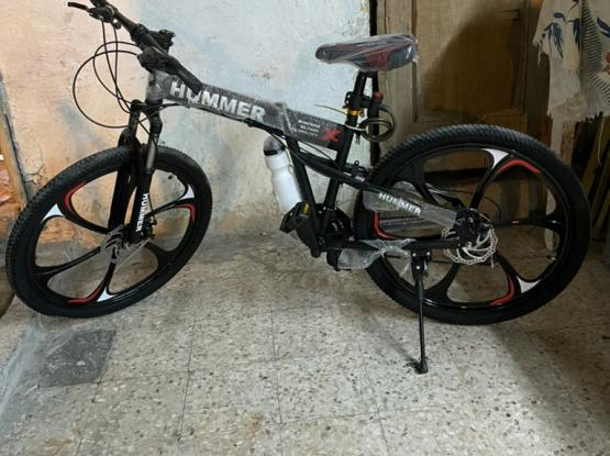 Hummer Foldable Bicycle 26 Inches