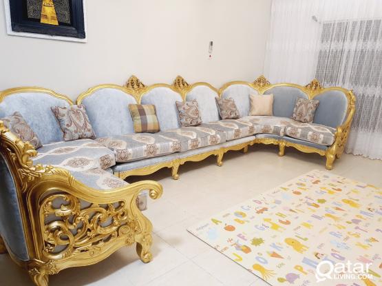 Royal U shape sofa