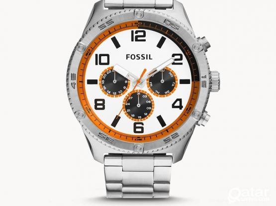 Brox Multifunction Stainless Steel Watch