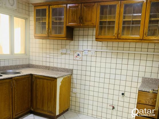 2 BHK FOR FAMILY FLAT AT AL MANSOURA ( opposit ansar gallery and almeera )